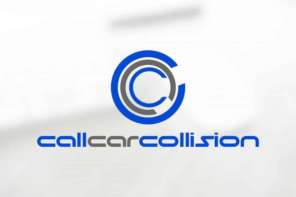 Call Car Collision Logo