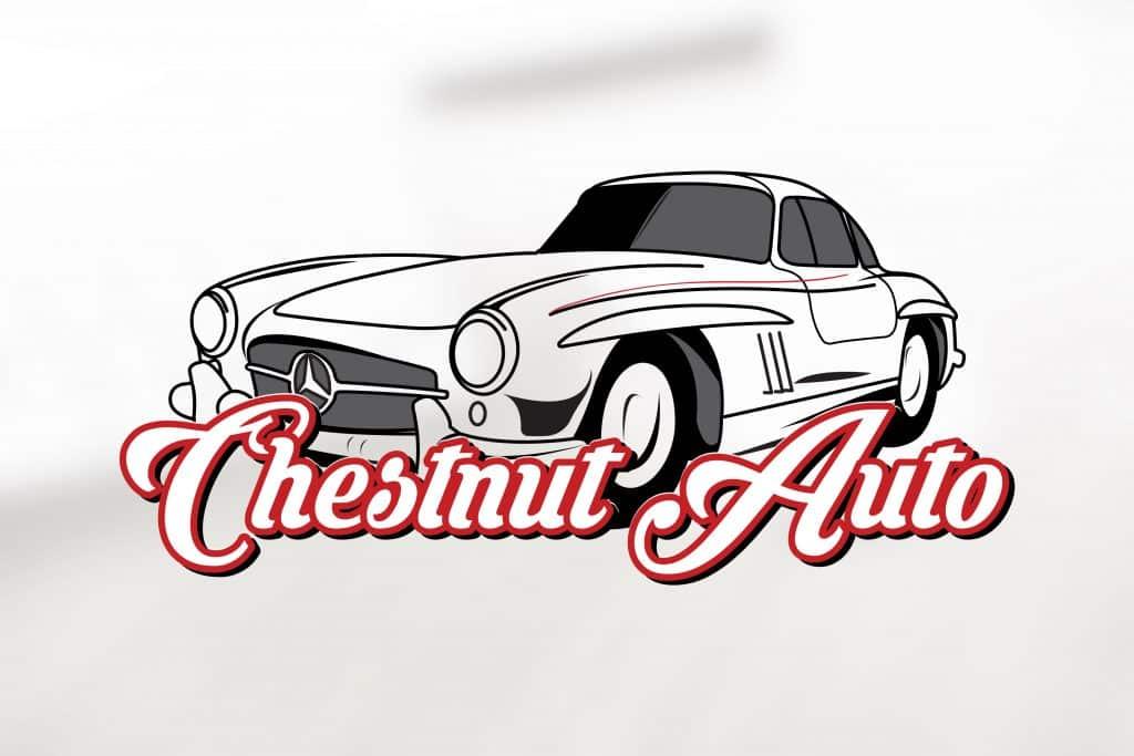 Chestnut Auto Logo