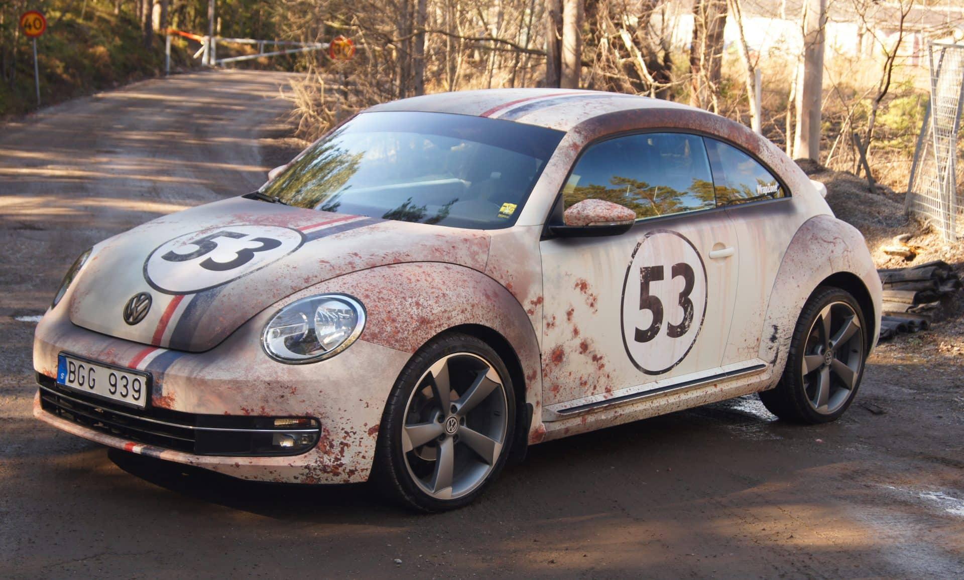 Apocalyptic Herbie Beetle Rust Wrap Skepple Inc
