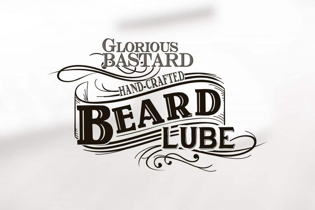 Glorious Bastard Beard Lube Logo