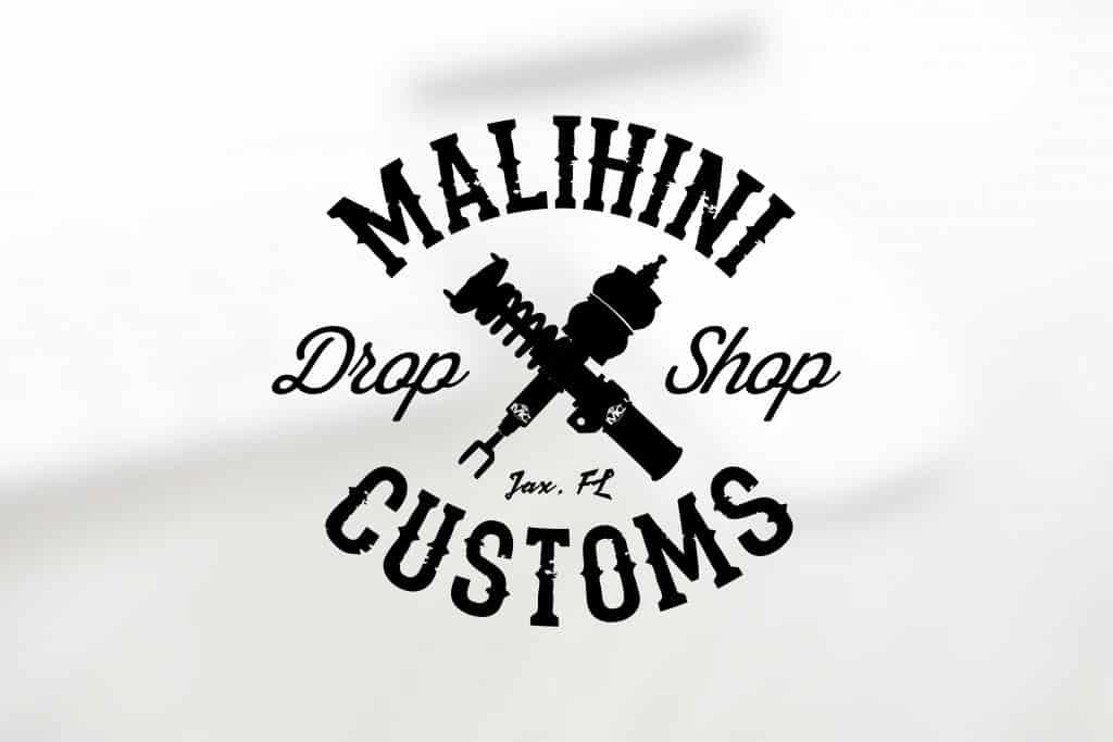 Malihini Customs Logo
