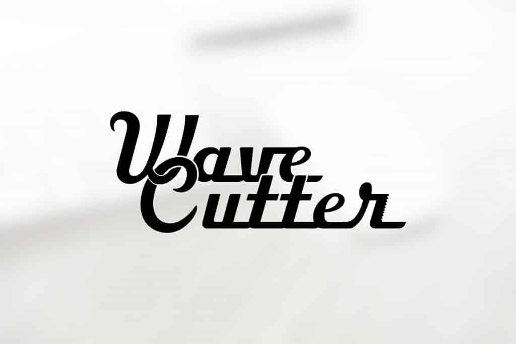 Wave Cutter Logo