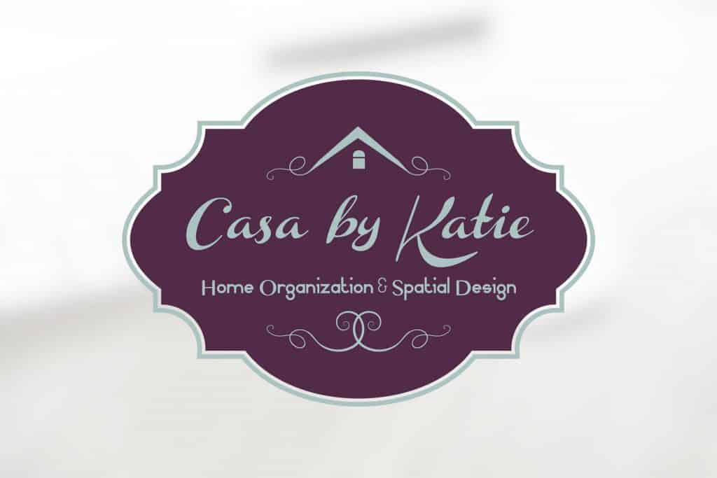 Casa by Katie Logo Design