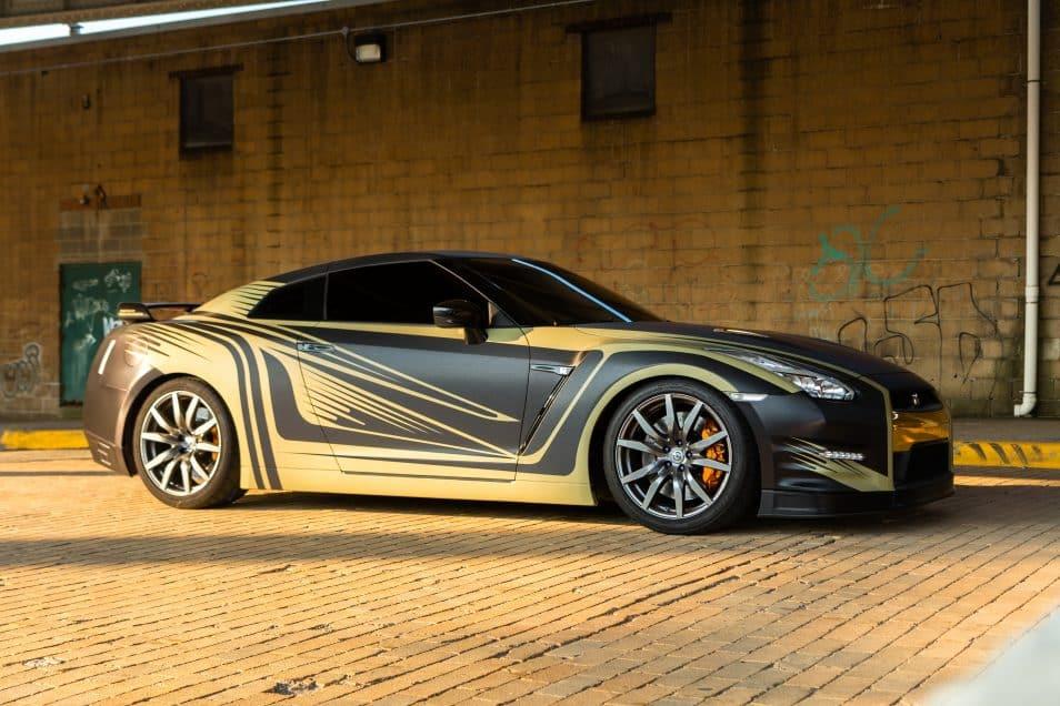 Custom 2018 F 150 >> Custom Nissan GTR Livery Wrap Design | Skepple Inc
