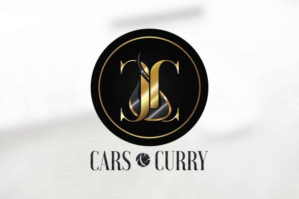 Cars and Curry Logo Design by Skepple Inc
