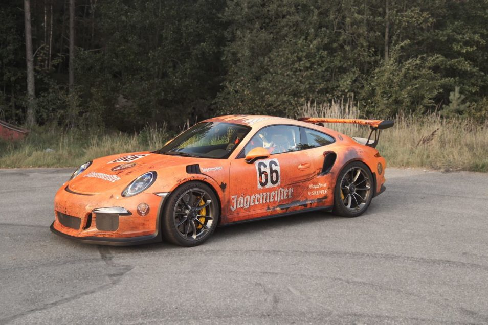 J 228 Germeister Gt3rs Weathered Wrap Design Skepple Inc