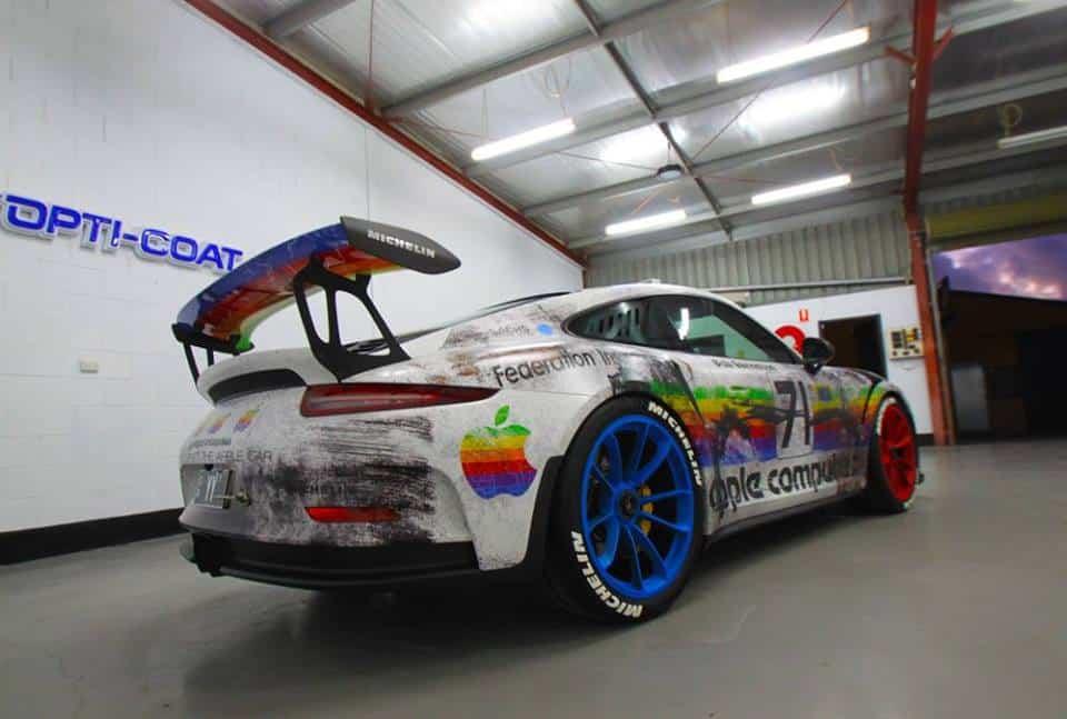 Race Car Project