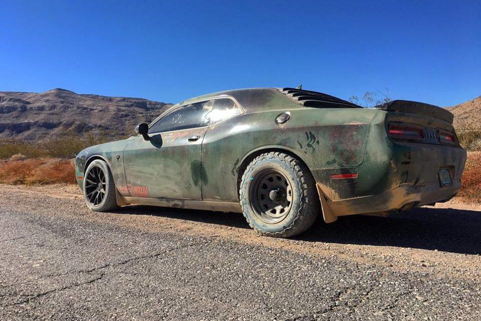Rallycat Dodge Challen...