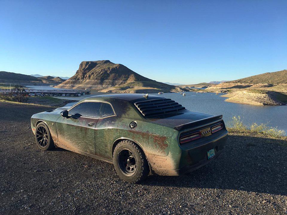 2018 Dodge Challenger >> Rallycat Dodge Challenger Hellcat | Skepple Inc
