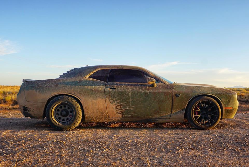 Rallycat Dodge Challenger Hellcat | Skepple Inc
