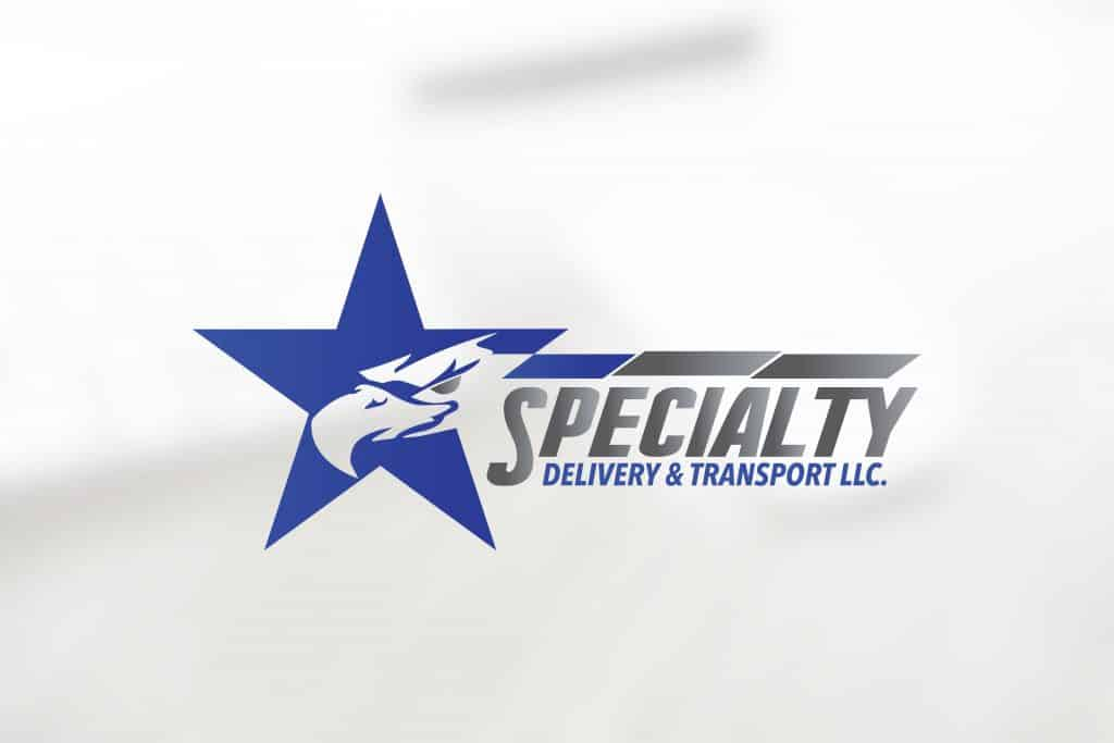 specialty-delivery-and-transport-logo-by-skepple-inc