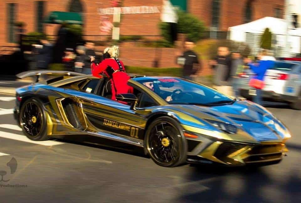Team Salamone Lamborghini Adventador Design Skepple Inc