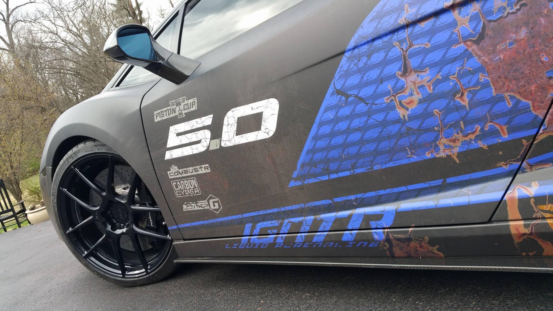 Custom Ford Raptor >> Jackson Storm Lamborghini Gallardo   Skepple Inc