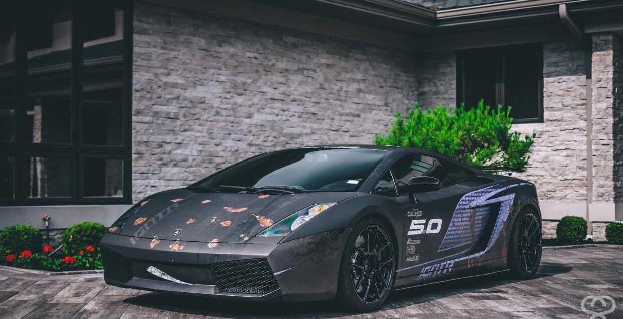 Jackson Storm Lamborghini Gallardo Skepple Inc